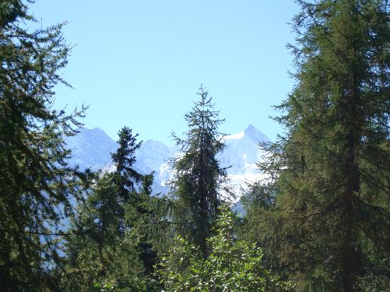 Val d'Anniviers: Great views