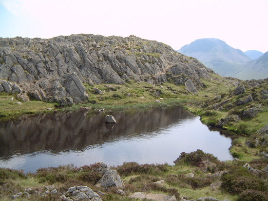 Lake District National Park Guided Walks - Walks to Inspire: Top of Haystacks