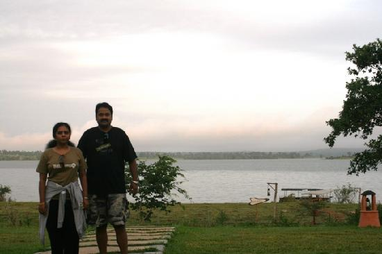 Orange County Resorts Kabini: The view from the resort