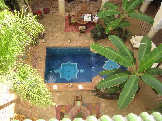 Riad Nabila: piscine 2