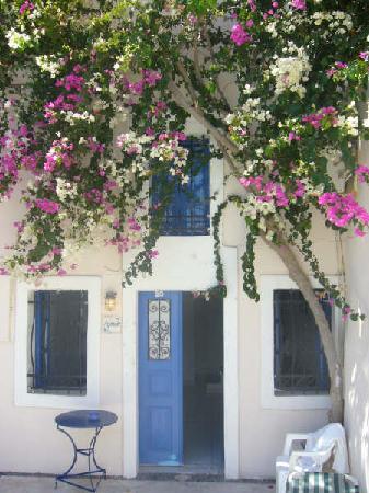 Kykladonisia Hotel and Hostel: Auberge Santo