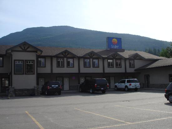 Days Inn & Suites Revelstoke: Comfort Inn