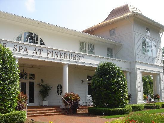 The Carolina Hotel - Pinehurst Resort: Spa at Pinehurst