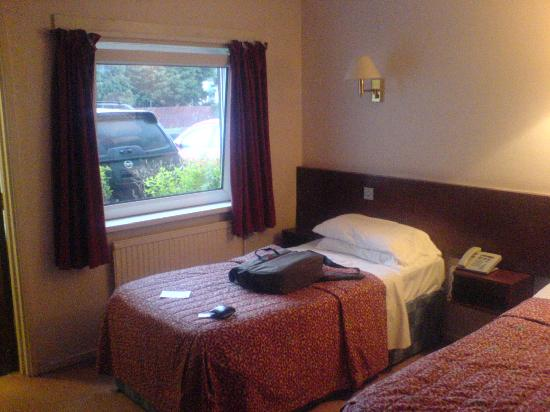 Chimney Corner Hotel: Pic of the room