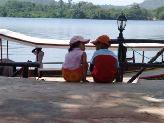 Afrikiko River Front Resort: kids