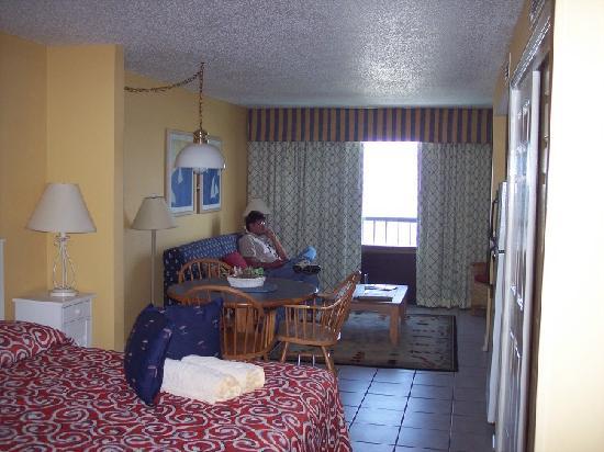 Ocean Club Resort Studio Unit
