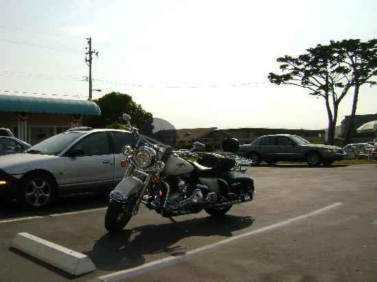 ‪‪Cayucos Motel‬: My Road King loves The Cayucos Motel‬