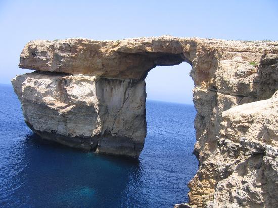 Villa Bronja: Azzure Window, Gozo