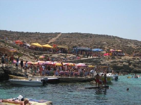 Fungus Rock Gozo Island Picture Of Island Of Gozo