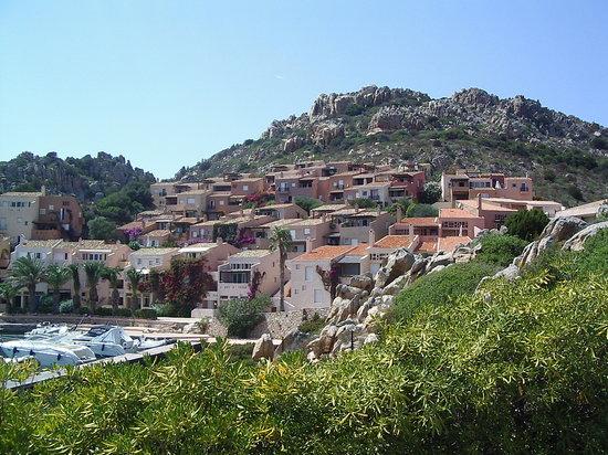 Hotel Cala Lunga: villaggio