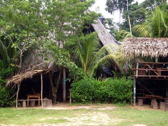EcoAldea Maya: Hotel