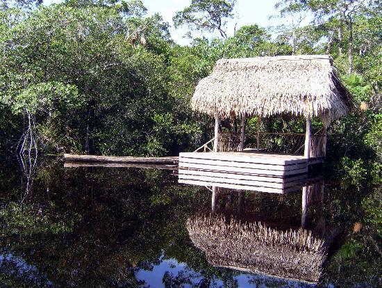 EcoAldea Maya: Palapa