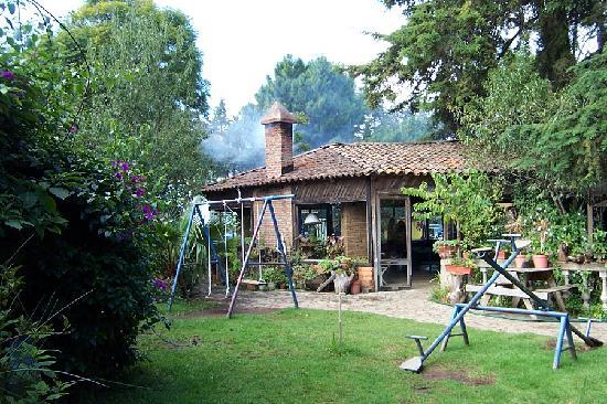 Cabanas Colina De Los Ruisenores: loby