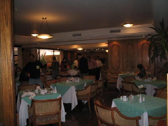 Kennedy Hotel: dining room