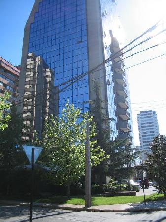 Kennedy Hotel: outside