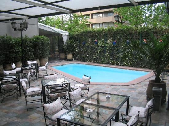 Kennedy Hotel : pool