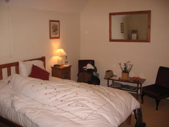 Ward Farm Bed and Breakfast: One of the double bedrooms