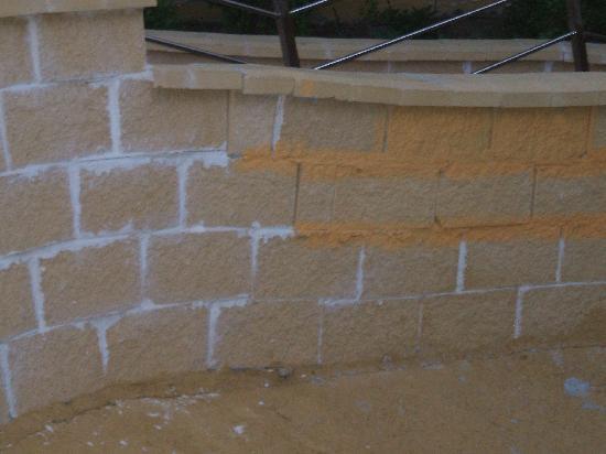 Best Alcazar: Muro