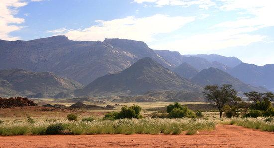Namibia: Brandberg mountain