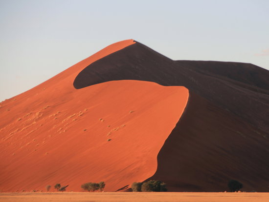Namibia: Sossusvlei dune