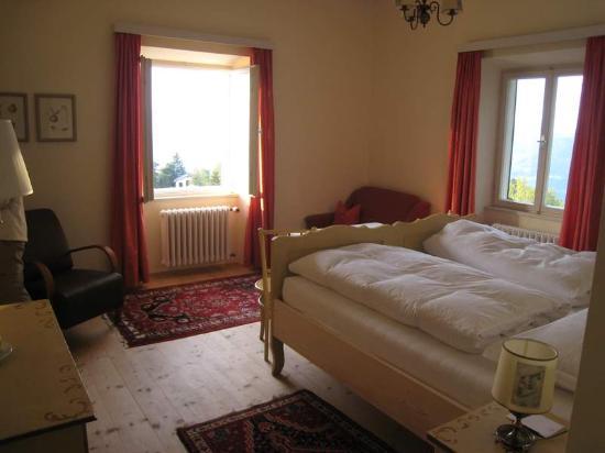 Gasthof Kohlern: Our charming room