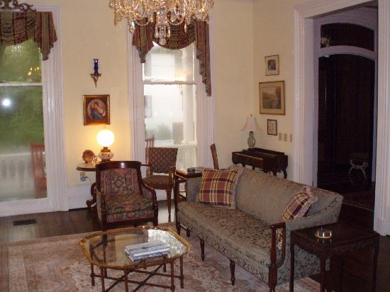 The Verandas: Parlor Towards Foyer