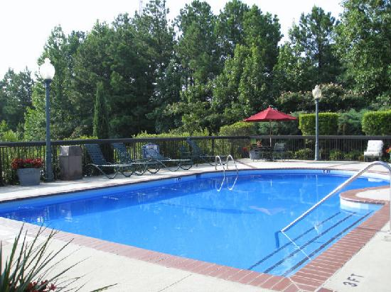 Hampton Inn and Suites Raleigh/Cary-I-40 (PNC Arena): pool