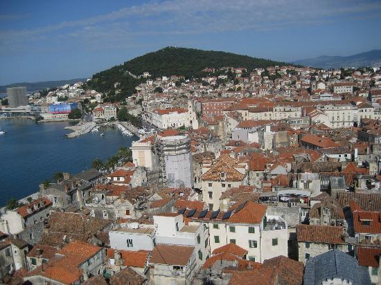Palais de Dioclétien : The Harbor in Split