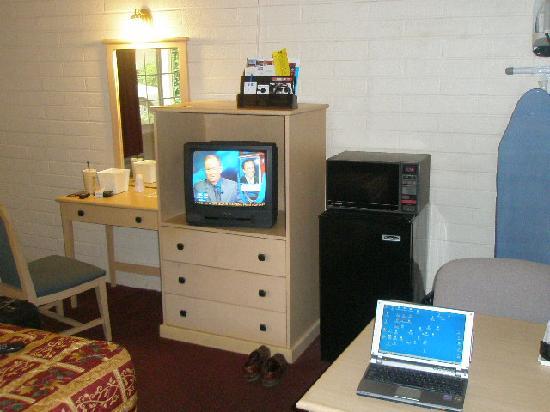 Rodeway Inn Yreka: Room 107