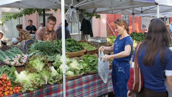 Boulder County Farmers Market: Beautiful Fresh Produce