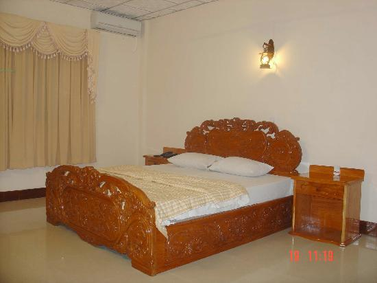 Star Hotel : A double room