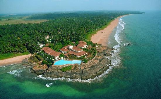 Saman Villas : What a location