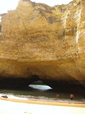 Sesmarias, Portugal : hidden small beach 5 mins away, not on any maps