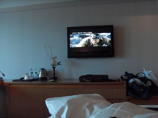โรงแรมโนโวเทล แดกู ซิตี้ เซ็นเตอร์: Korean movie