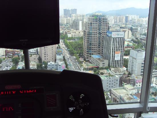 Novotel Ambassador Daegu: Fitness center
