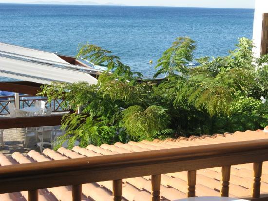 El Coral Hotel: vista dalla camera 18