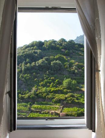 Le Terrazze - window view - Foto di Bed and Breakfast Le Terrazze ...