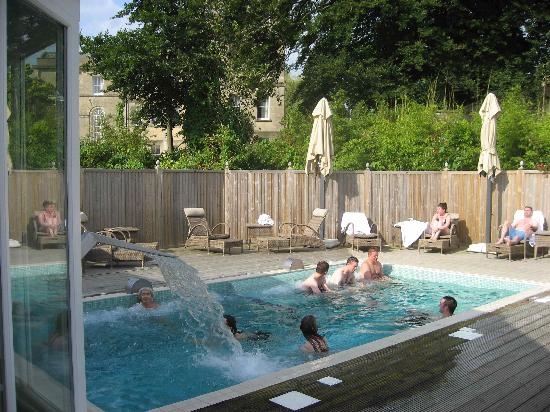 Love this hotel xx best in bath xxx picture of macdonald - Uk hotels with outdoor swimming pools ...