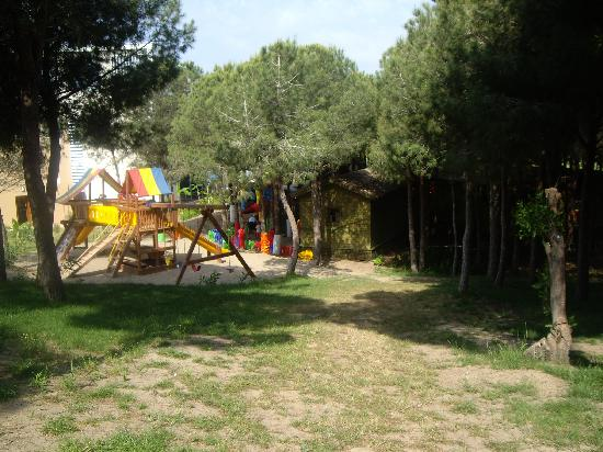 Voyage Belek Golf & Spa: playground