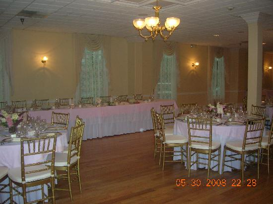 Hotel Alcott Wedding Reception Hall