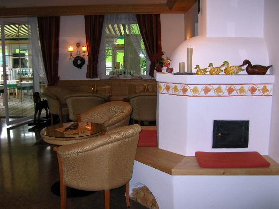 Hotel Acadia: Eingangsbereich