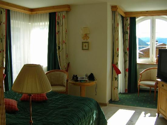 Hotel Acadia: Unser Zimmer