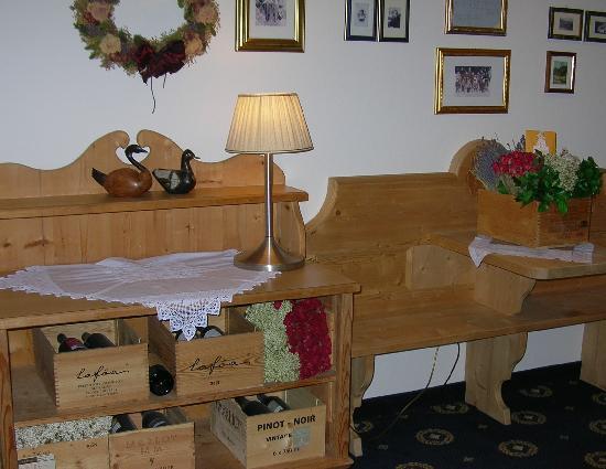 Hotel Acadia: In der Stube