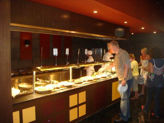 ClubHotel Riu Guarana: Asian Restaurant