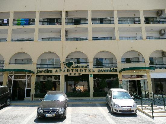Calema aparthotel monte gordo algarve 52 fotos for Portugal appart hotel