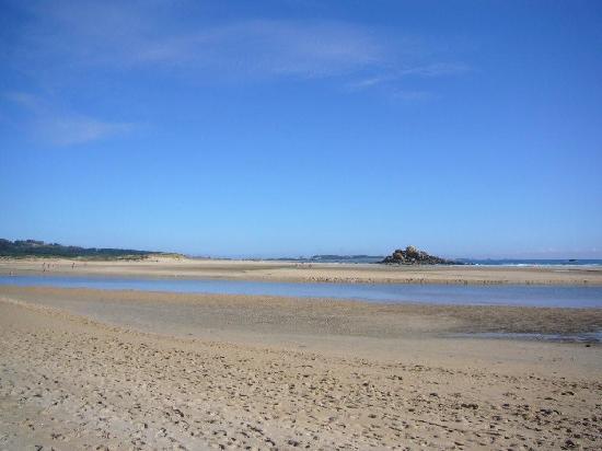 Corrubedo beach