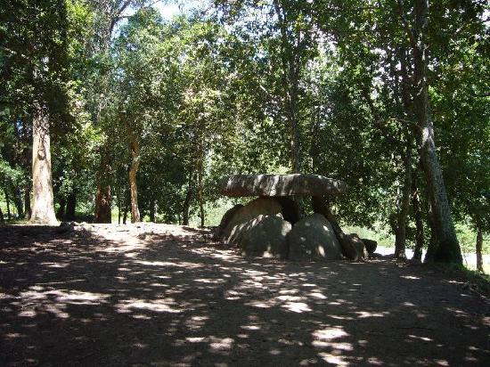 Corrubedo, Hiszpania: Axeitos Dolmen