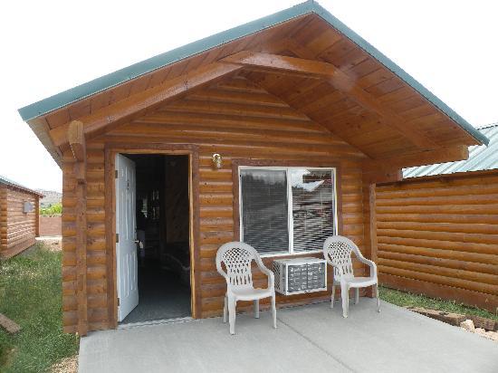 Bryce Canyon Inn: esterno cabin