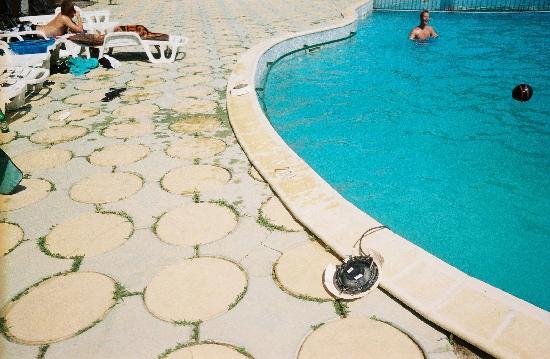Hotel Dana Palace Park: super état de la piscine....
