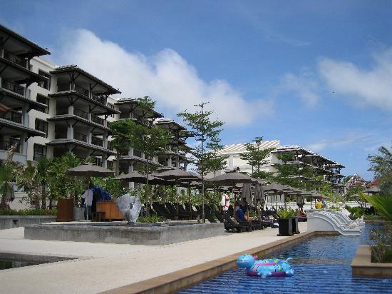 Marriott's Mai Khao Beach - Phuket : the pool